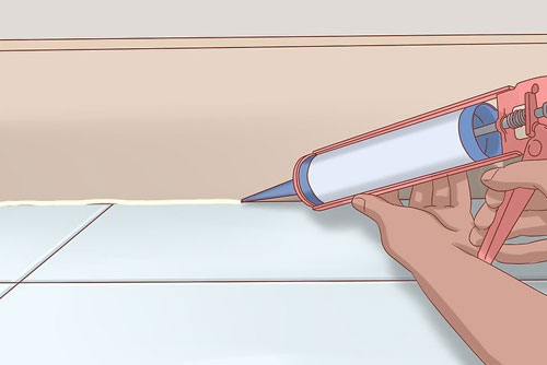 How to use Silicone Sealant
